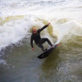 surfing in bournemouth