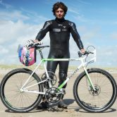 Guy Martin Bicycle Speed Record
